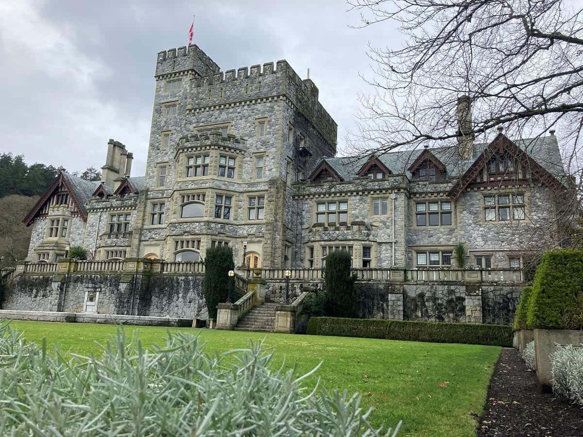 Hatley Castle Victoria BC
