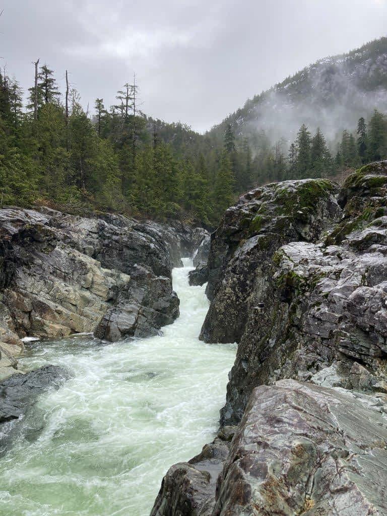 Wally Creek BC