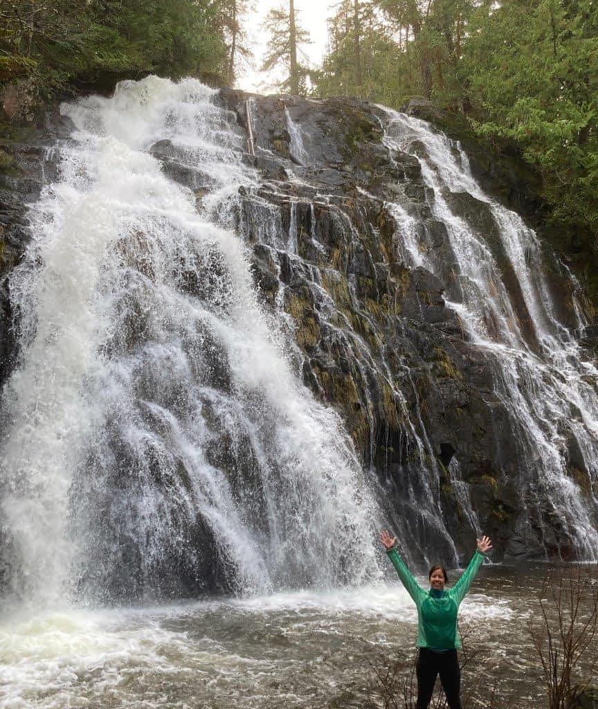 Christie Falls BC