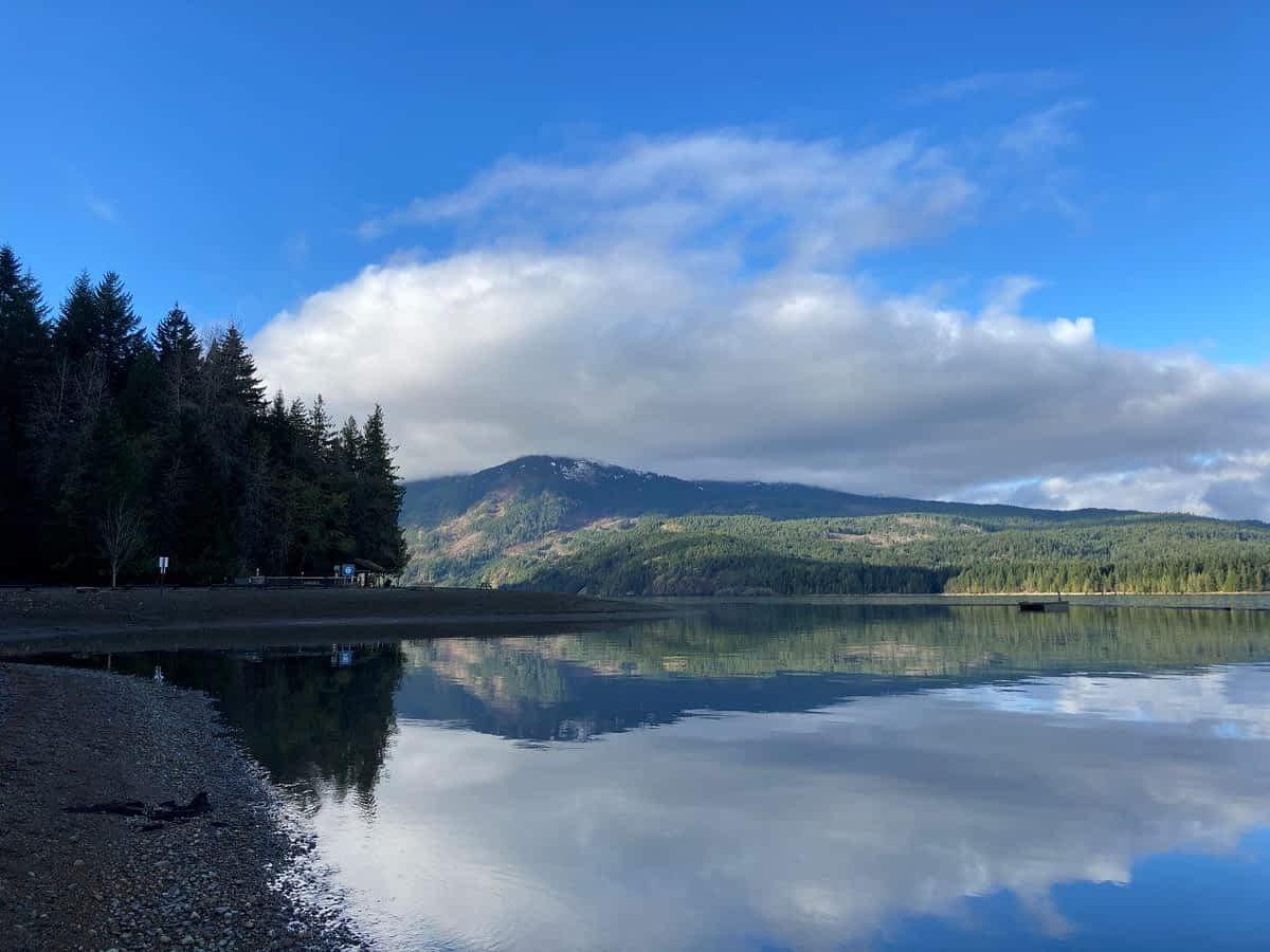 Comox Lake BC
