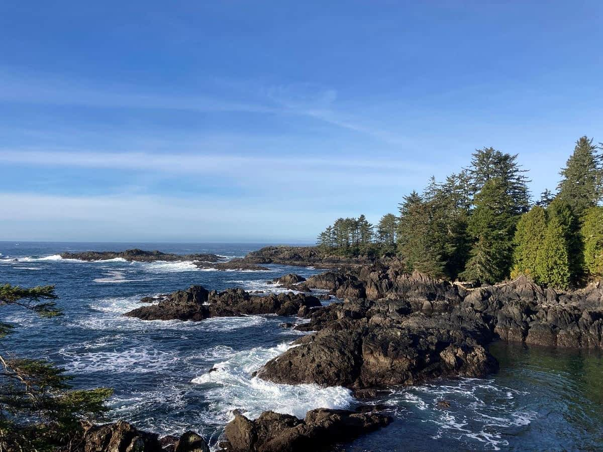 Wild Pacific Trail Ucluelet BC